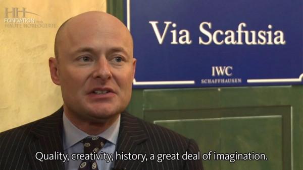 Entretien-avec-Georges-Kern-CEO-d'IWC_videoscreen