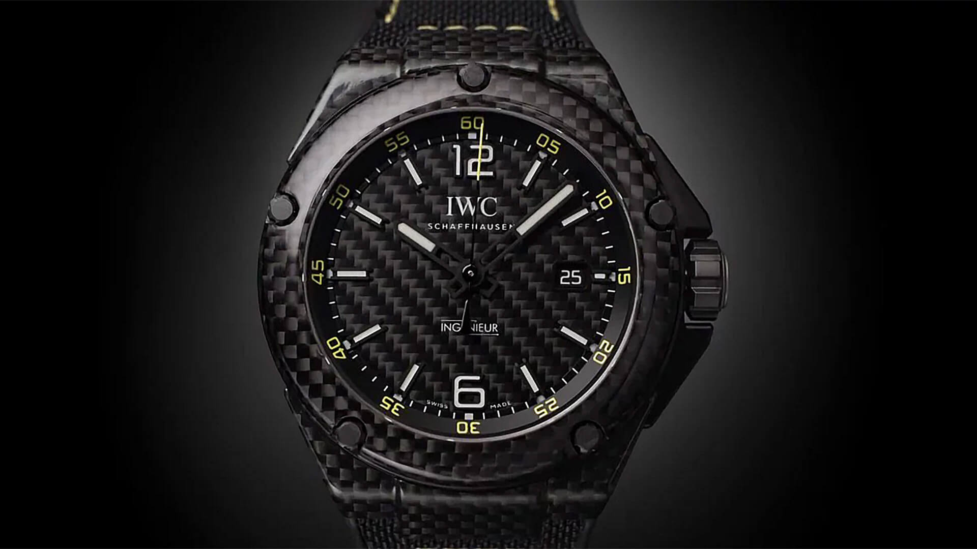 4e59a2e8f75 IWC Ingenieur Automatic Carbon Performance – FHH Journal