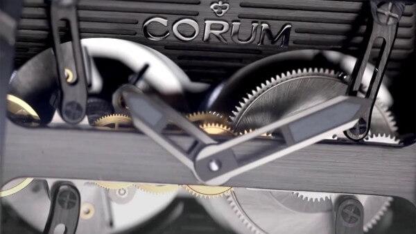 Corum-Titanium-Bridge-Automatic_videoscreen