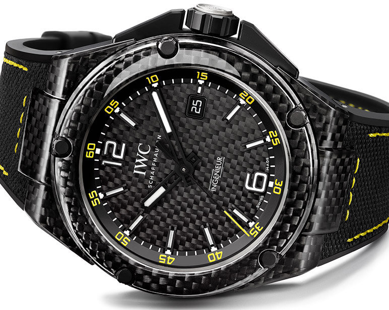 IWC Ingenieur Automatic Carbon Performance – FHH Journal