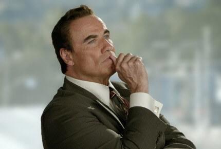 John Travolta dans «American Crime Story: The People v. O.J. Simpson»