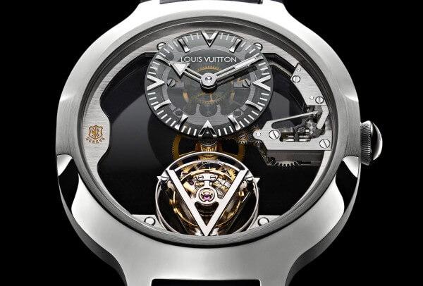 Montre Louis Vuitton Tourbillon Volant « Poinçon de Genève »