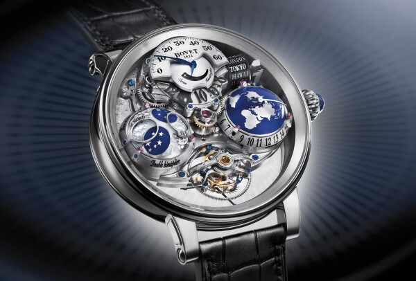 Bovet Recital 18 - The Shooting Star