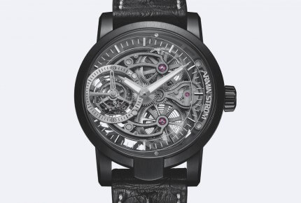 Armin Strom Tourbillon Skeleton Earth
