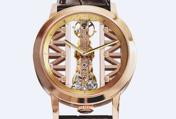 Corum Golden Bridge Ronde