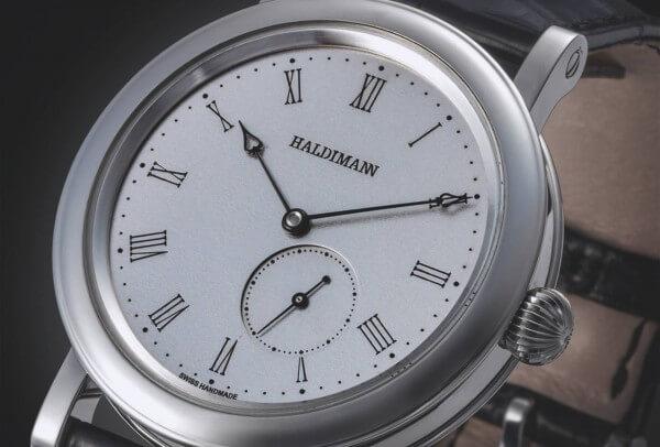 Haldimann H11 Centralbalance 3 Hands