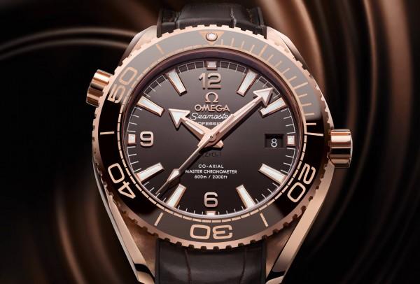 Seamaster Planet Ocean 39.5mm Omega