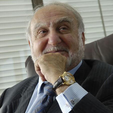 Nicolas G. Hayek (1928–2010) © Breguet