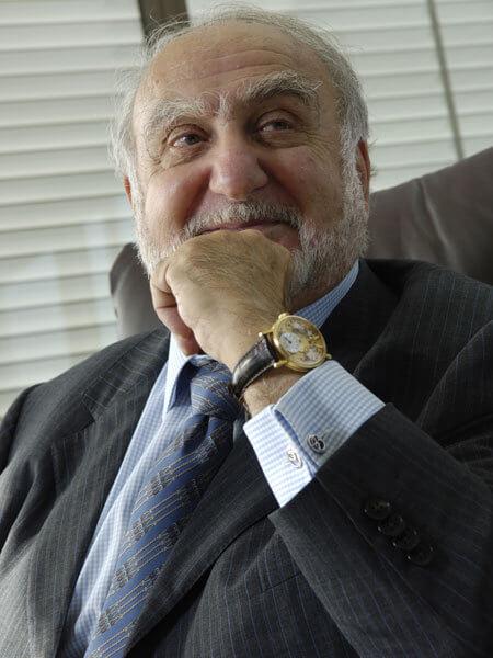 Nicolas G. Hayek est décédé au travail d'un arrêt du cœur à l'âge de 82 ans © Montres Breguet