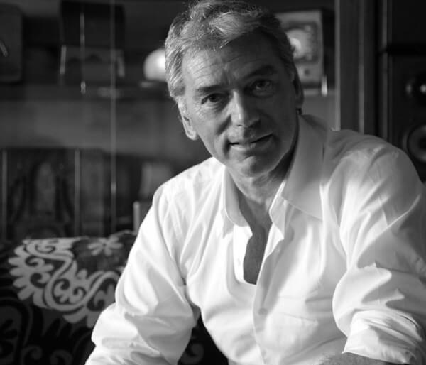 Jean-Marc Jacot, CEO de Parmigiani Fleurier © Parmigiani Fleurier