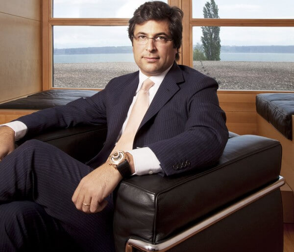 Guido Terreni, Directeur opérationnel de la Watch Business Unit de Bulgari © Bulgari