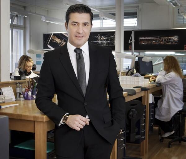 Antonio Calce, CEO de Corum et président de Corum USA © Corum
