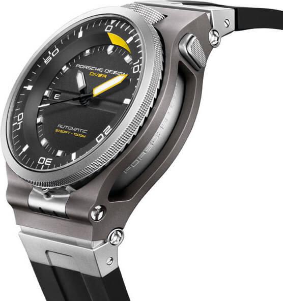 Porsche Design P'6780 Diver © Porsche Design Timepieces