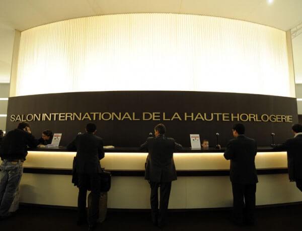 Le Salon International de la Haute Horlogerie souffle ses vingt bougies en janvier 2010 © FHH