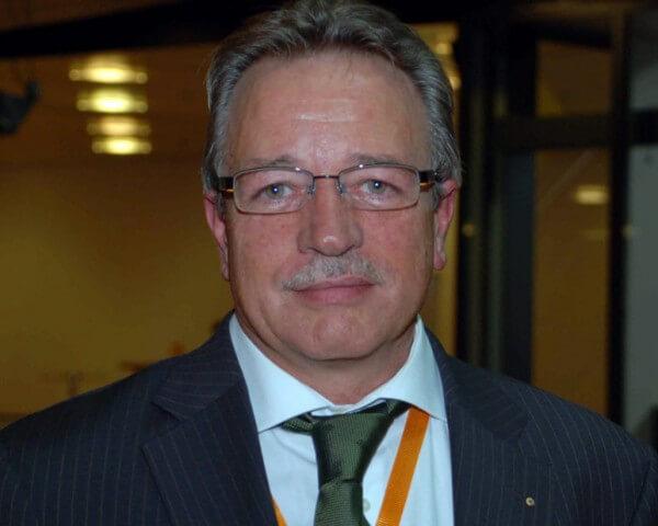 Jean-Daniel Dubois, président de la Société Suisse de Chronométrie (SSC) © Fabrice Eschmann/BIPH