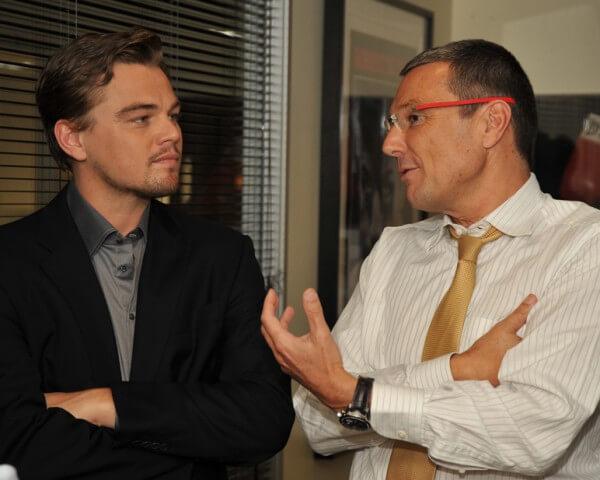 Leonardo DiCaprio et TAG Heuer se sont associés pour soutenir l'environnement à travers NRDC et Green Cross International © TAG Heuer