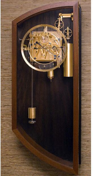 L'une des horloges les plus spectaculaires de Walter la (D)W5, inspirée par le chef d'œuvre du Dr Philip Woodward, la W5 © David Walter