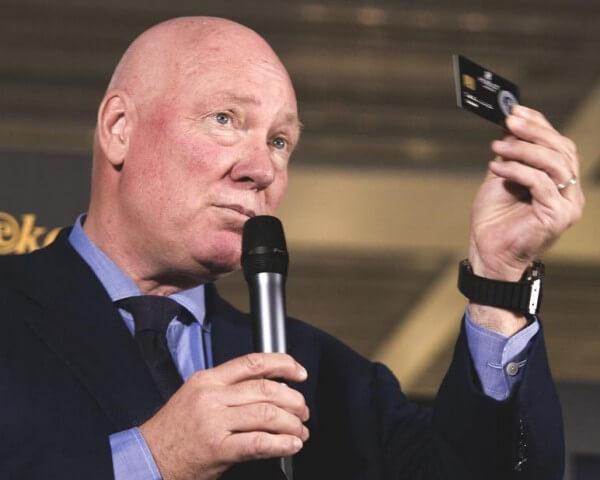 Jean-Claude Biver, CEO d'Hublot © Hublot