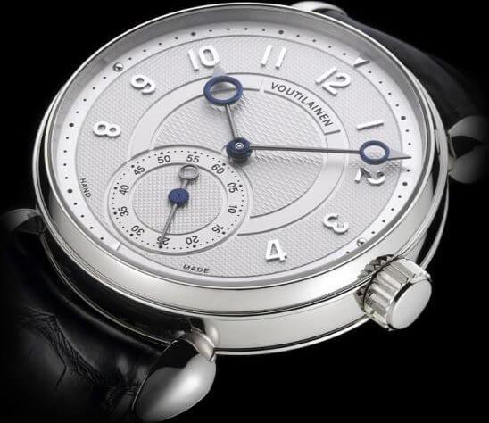Montre-bracelet «Observatoire» © Voutilainen