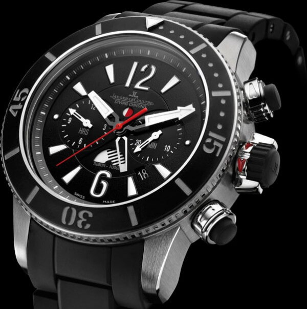 Master Compressor Diving Chronograph GMT Navy SEALs © Jaeger-LeCoultre