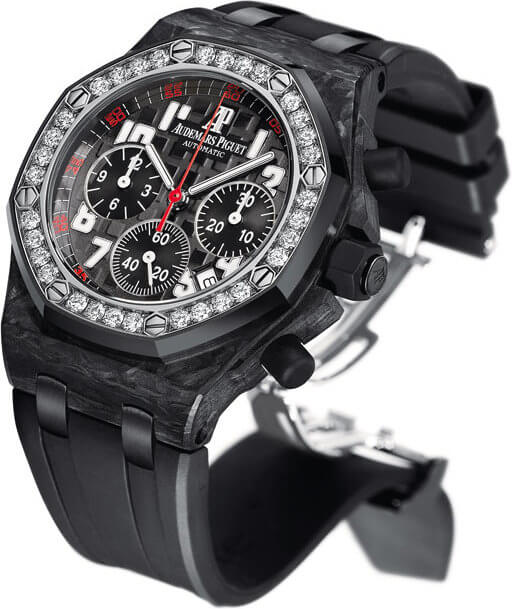 Chronographe Royal Oak Offshore Dames © Audemars Piguet