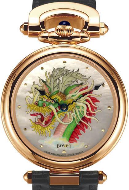Fleurier Dragon © Bovet Fleurier
