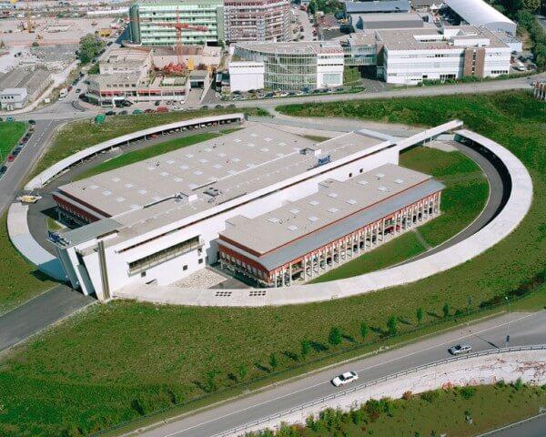 Manufacture Piaget de Plan-les-Ouates dans le canton de Genève © Piaget