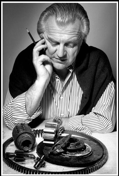 Jérôme DeWitt, président de la marque, un passionné de mécanique © DeWitt