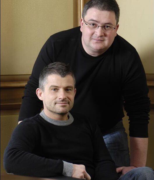 Laurent Besse et Manuel Spöde © Les Artisans Horlogers