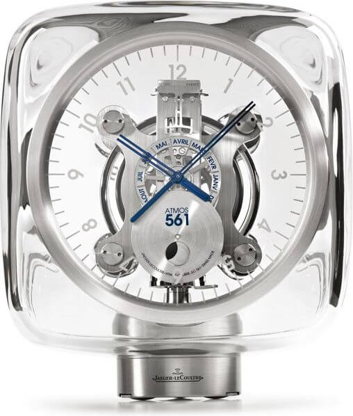 Atmos 561 by Marc Newson © Jeager-LeCoultre