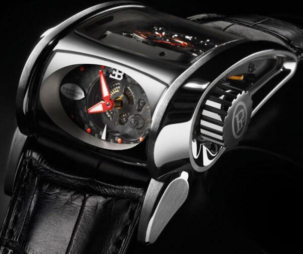 Montre Parmigiani Bugatti Super Sport © Parmigiani