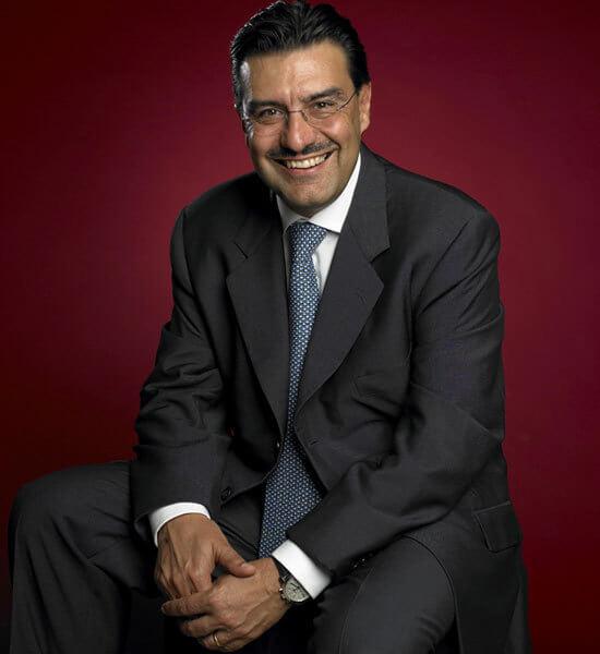 Juan-Carlos Torres, patron de Vacheron Constantin © Vacheron Constantin