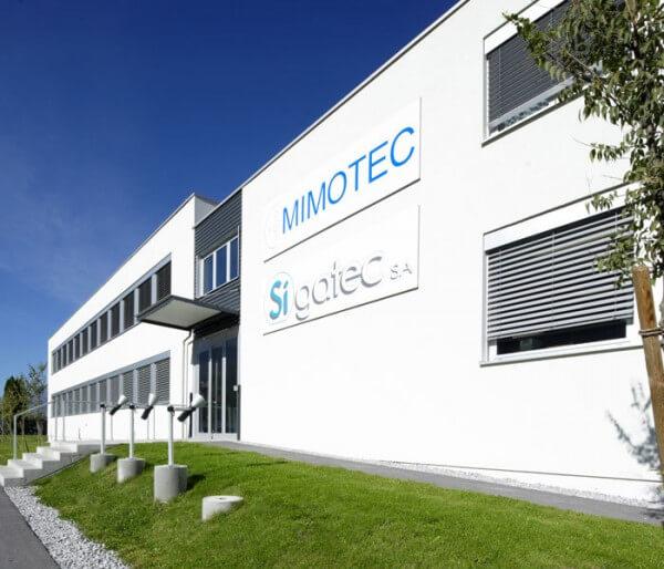 En 2006 Ulysse Nardin prend contact avec Mimotec, de cette approche naît Sigatec © Ulysse Nardin