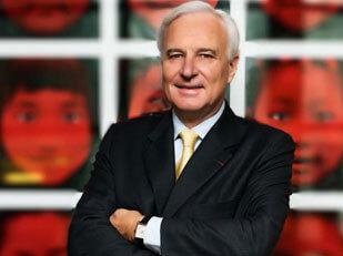 Bernard Fornas, Président et PDG de Cartier © Cartier