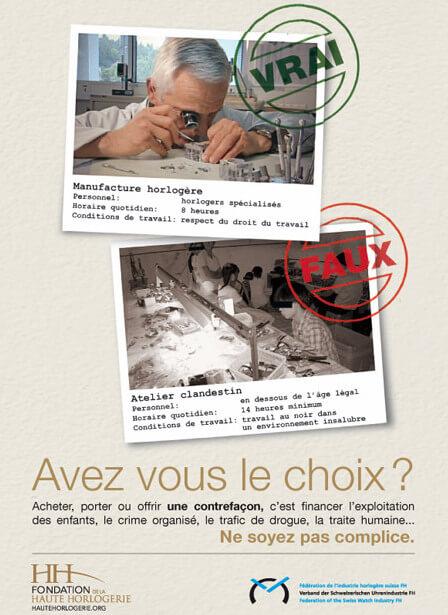 © Fondation de la Haute Horlogerie