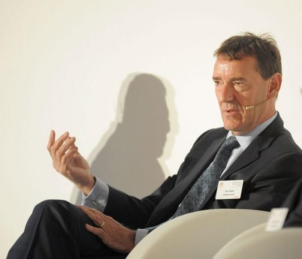 im O'Neill, président de Goldman Sachs Asset Management © Oliver O'Hanlon