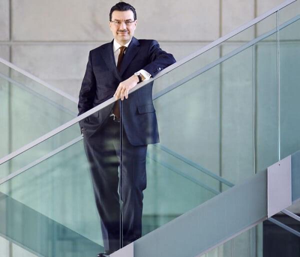 Juan Carlos Torres, directeur général de Vacheron Constantin © Vacheron Constantin