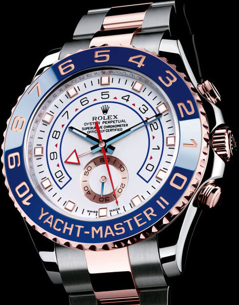 Rolex Oyster Perpetual Yacht-Master II © Rolex