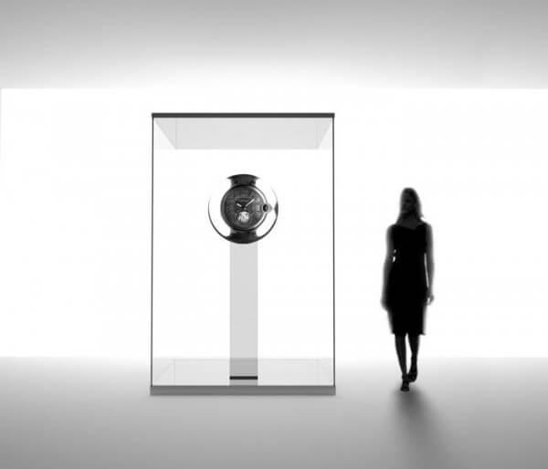 La muséographie de l'exposition « Cartier Time Art» est due au designer japonais Tokujin Yoshioka © Tokujin Yoshioka/Cartier