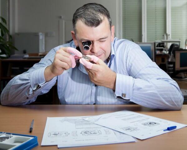 Guillaume Tetu, cofondateur et directeur exécutif de Hautlence © Hautlence