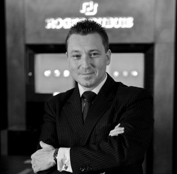 Jean-Marc Pontroué, Directeur général de Roger Dubuis © Montblanc