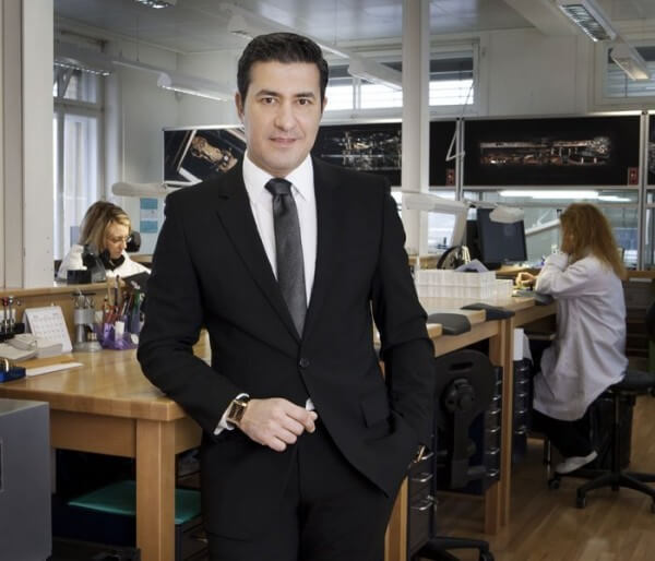 Antonio Calce, CEO de Corum © Corum