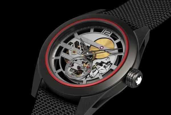 Montblanc TimeWalker Pythagore UltraLight Concept