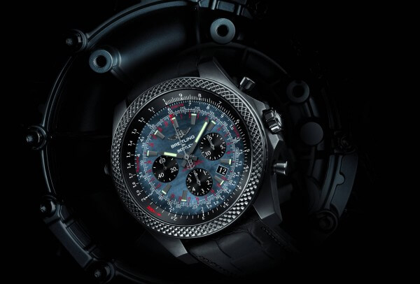 Breitling Bentley B06 Midnight Carbon