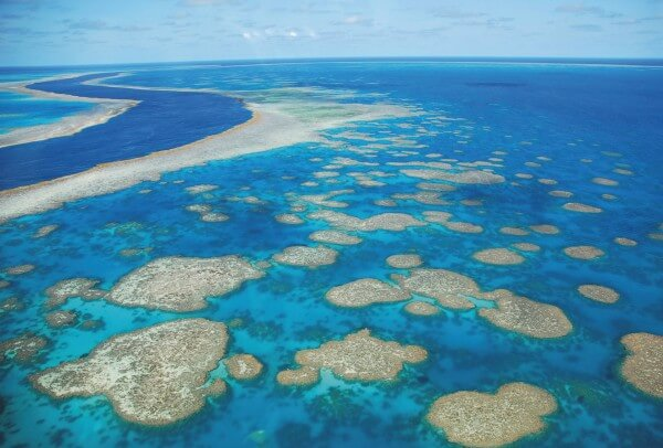 La grande barrière de corail, Australie © Chantal Ferraro / Getty images