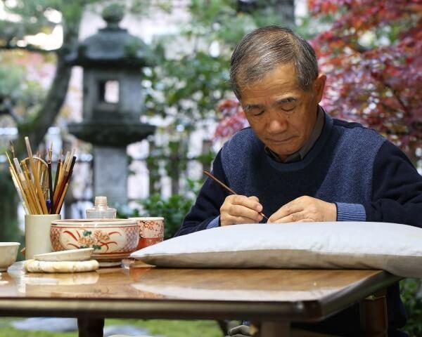Maître Buzan Fukushima
