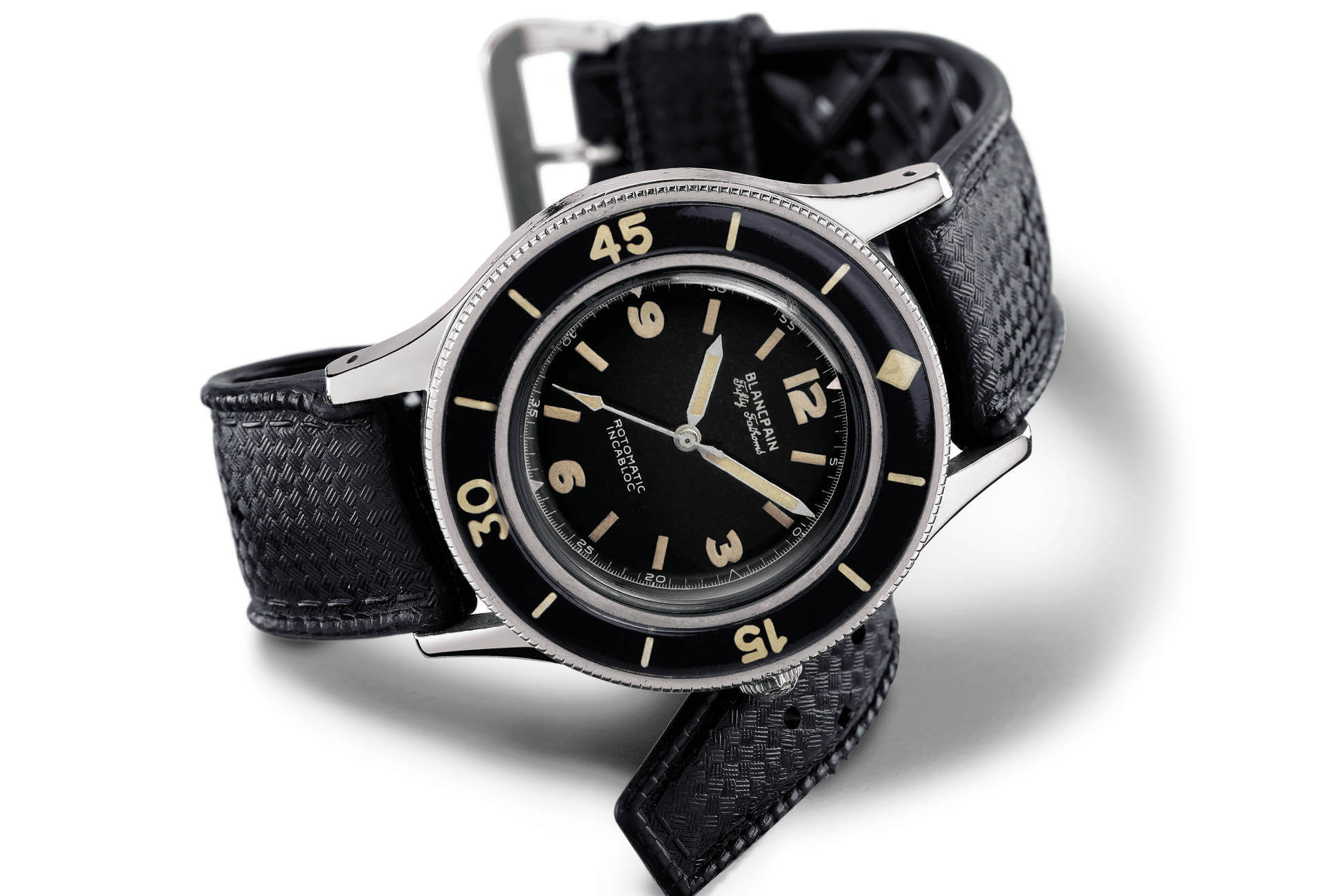 Fifty Fathoms, a watch for the elite – FHH Journal