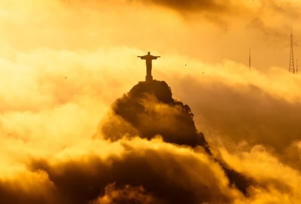 Brésil Corcovado
