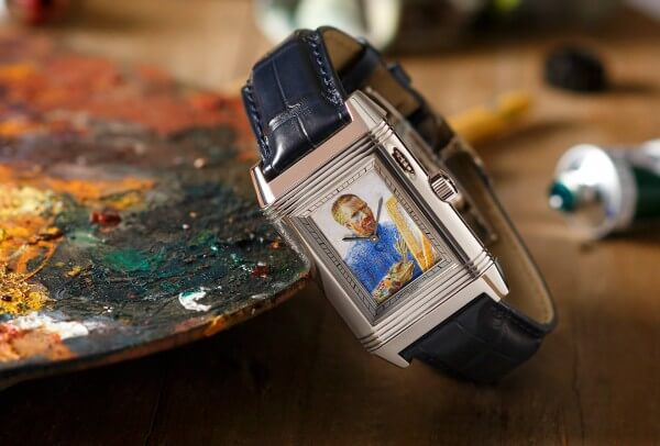 Jaeger-LeCoultre Reverso Hommage à Vincent van Gogh