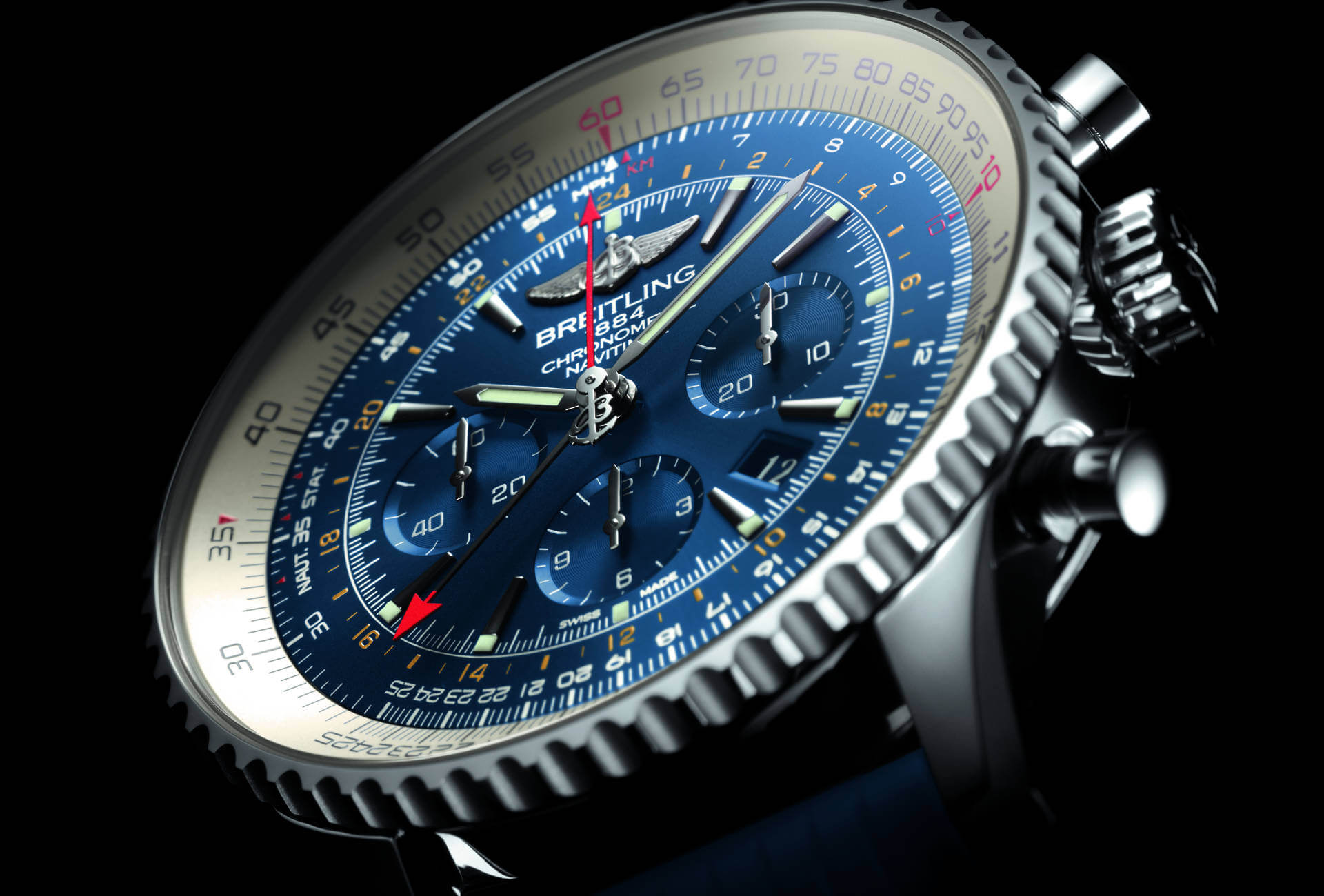 Breitling – Home and away – FHH Journal